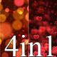 Hearts Valentine v7 (4-in-1) - VideoHive Item for Sale