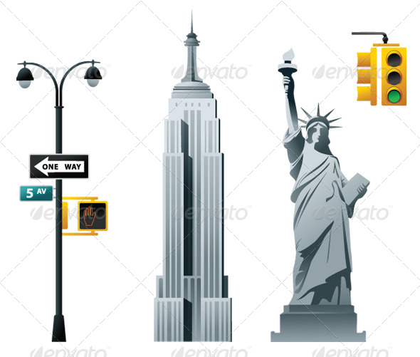 GraphicRiver New York 6824526