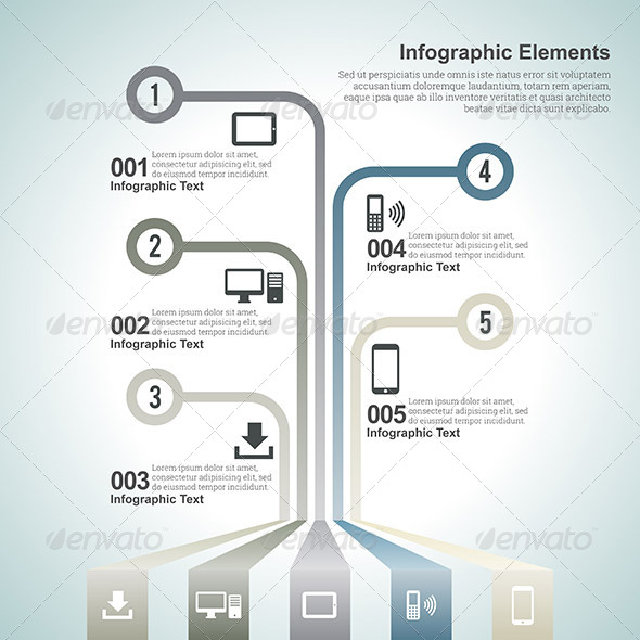 GraphicRiver Infographic Elements 6824579