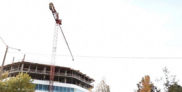 Construction Crane 02