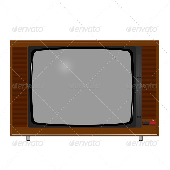 GraphicRiver Old TV 6826015