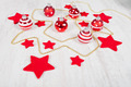 Christmas balls and stars - PhotoDune Item for Sale