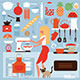 Home Baking - GraphicRiver Item for Sale