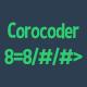Crocoder
