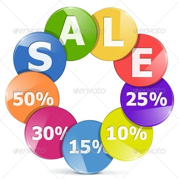 GraphicRiver Sale Concept 6826492