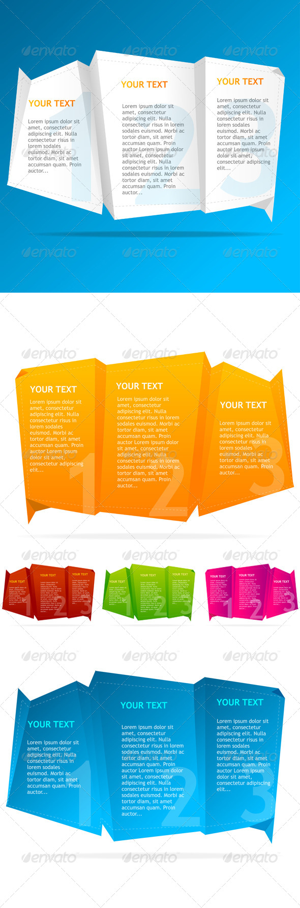 GraphicRiver Speech Templates for Text 6826620