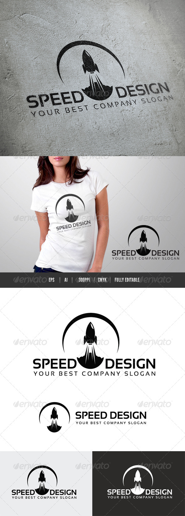 GraphicRiver Speed Design 6826923