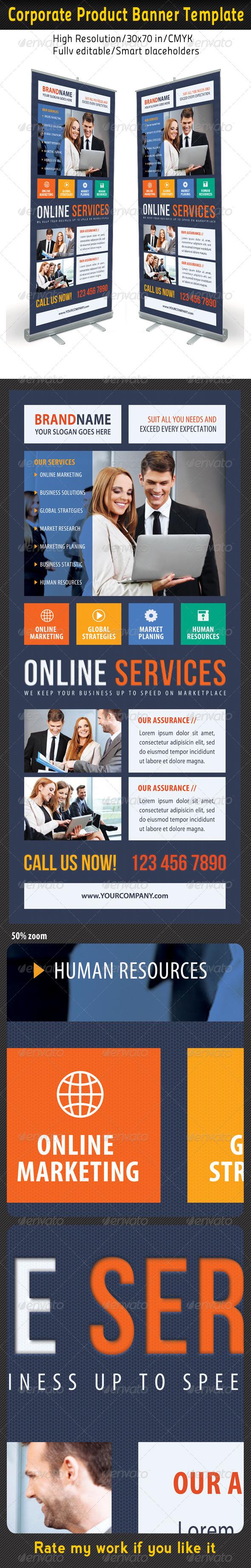 GraphicRiver Corporate Multipurpose Banner Template 37 6827436