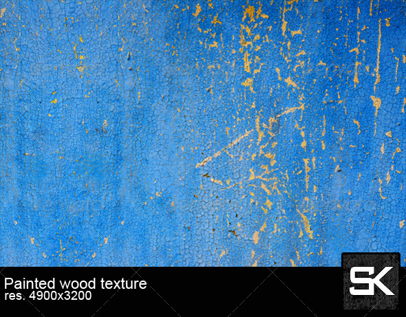 GraphicRiver Painted Wood 6827571