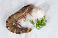 Raw prawns - PhotoDune Item for Sale