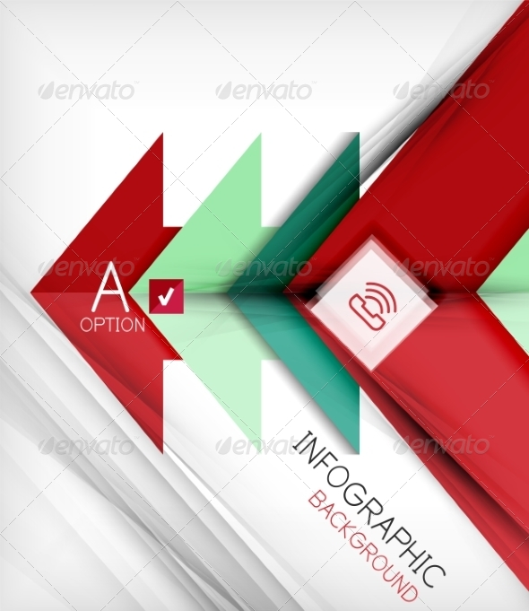 GraphicRiver Infographic Abstract Background 6827607