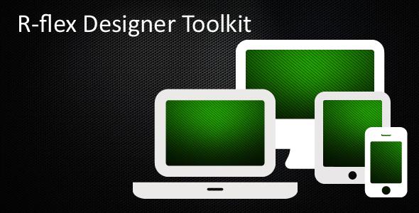CodeCanyon R-flex Designer Toolkit 6827643