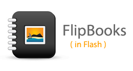 FlipBooks ( in Flash )