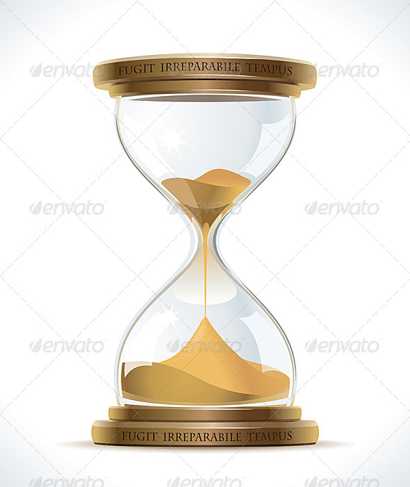 GraphicRiver Old Hourglass 6828227