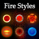 Fire Styles for Text  - GraphicRiver Item for Sale