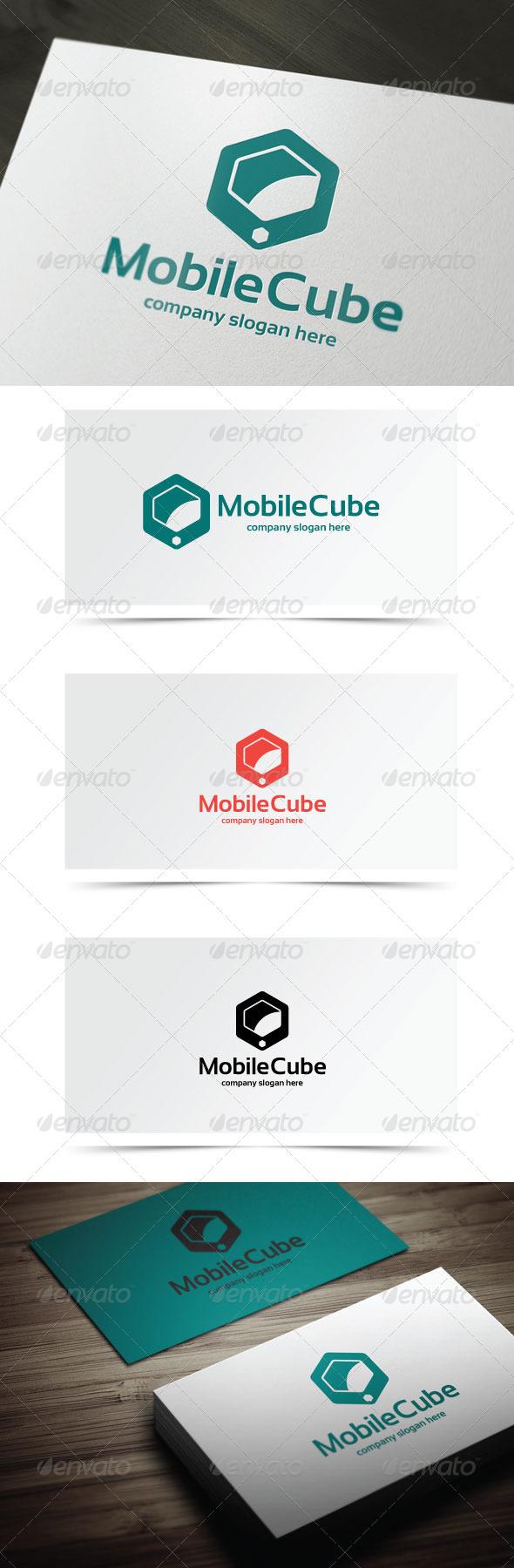 GraphicRiver Mobile Cube 6828769