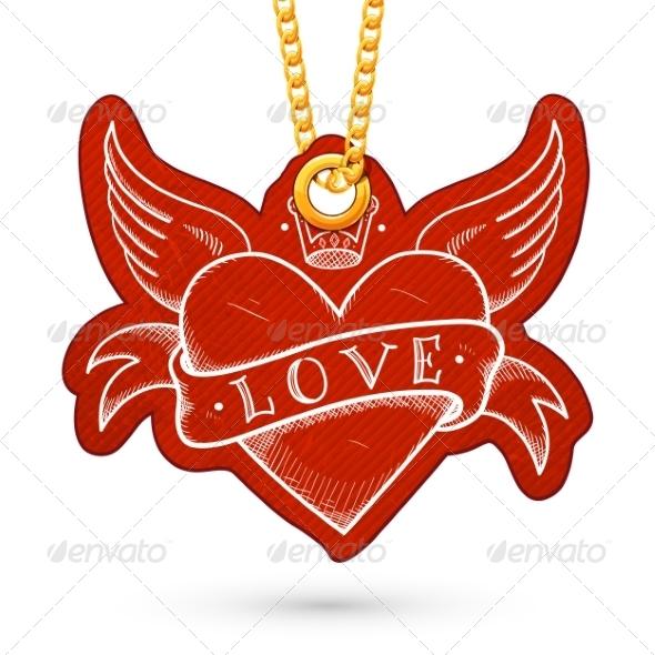 GraphicRiver Heart 6828856