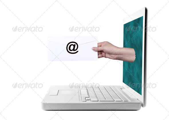 E-mail - Stock Photo - Images