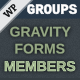 Groups Gravity Forms - CodeCanyon Item for Sale