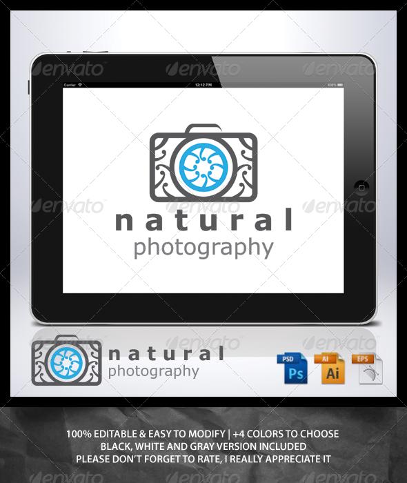 Natural Photography Logo