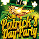 St Patricks Flyer Template - GraphicRiver Item for Sale