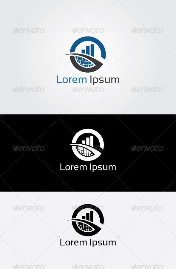 GraphicRiver Global Market Logo 6834469