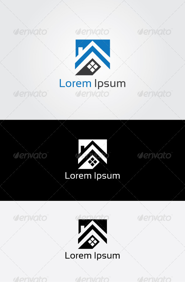 GraphicRiver Real Estate Logo 6834495