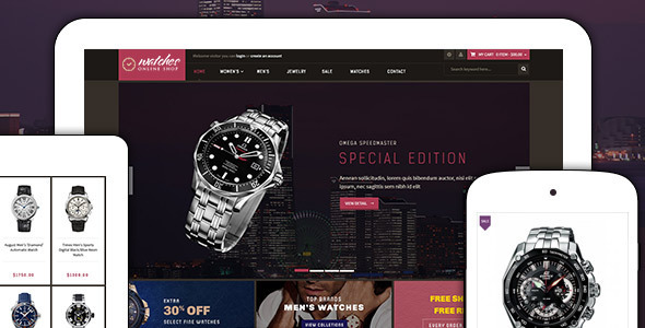 ThemeForest Lexus Active Time Opencart Theme 6835171