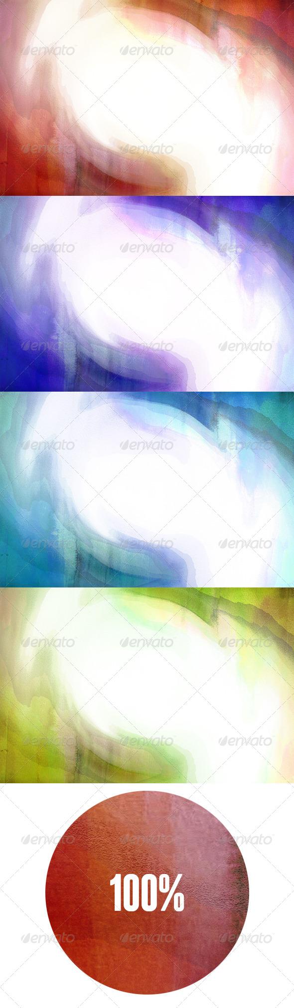 GraphicRiver Watercolor Dream 6837110