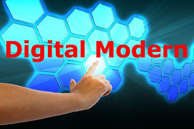 Digital Modern