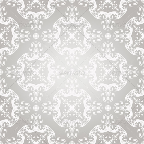 GraphicRiver Lace Seamless Pattern 6837677