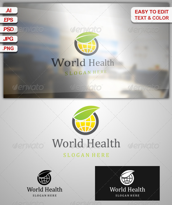 GraphicRiver World Health 6837782