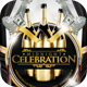 Midnight Celebration Flyer Template - GraphicRiver Item for Sale