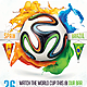 Brazil Soccer Cup 2014 Flyer - GraphicRiver Item for Sale