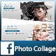 Facbook Photo Collage V1 - GraphicRiver Item for Sale
