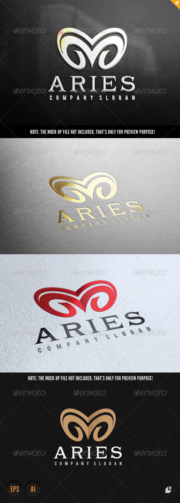 GraphicRiver Aries Logo 6838065