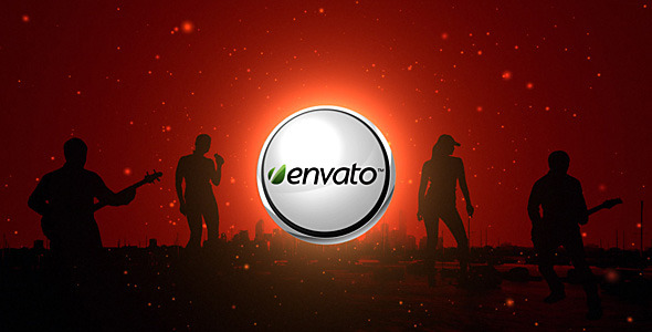 After Effects Project - VideoHive Music Band presentation 706757