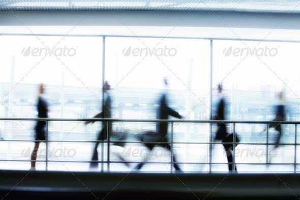 PhotoDune People in motion 713580
