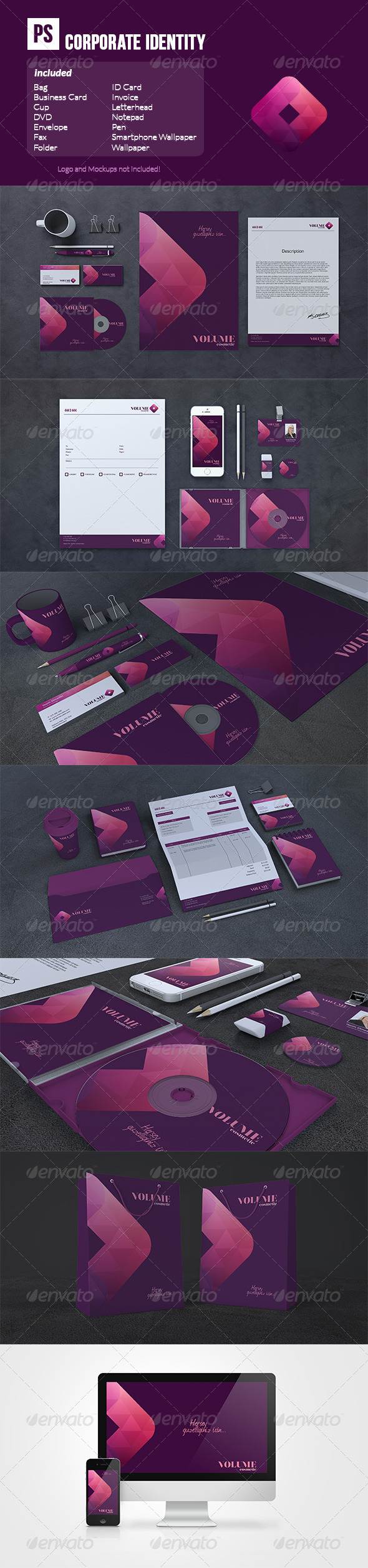 GraphicRiver Corporate Identity 6839816
