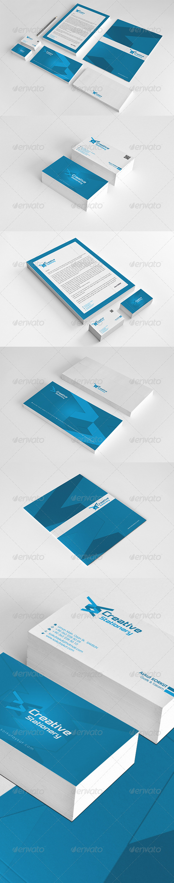 GraphicRiver Creative Corporate Identity Package 6813249