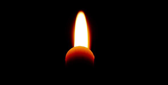 Burning Candle 2