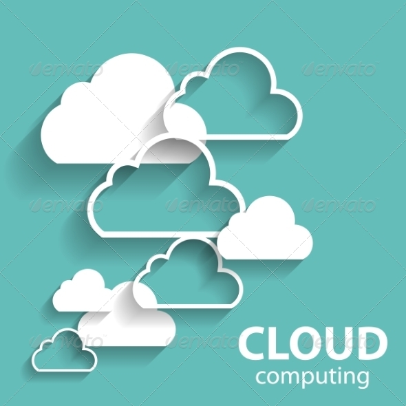 Cloud Computing Concept on Different Electronics