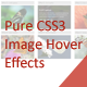 Pure CSS3 Image Hover Effects - CodeCanyon Item for Sale