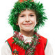 Little smiling child boy in gnome or elf costume - PhotoDune Item for Sale