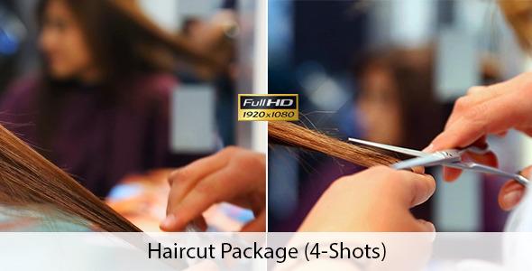 Haircut Hair Branching