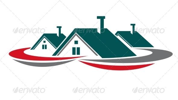 GraphicRiver Real Estate Symbol 6842189