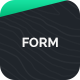 Form – Responsive HTML5 Template (Creative) Download