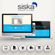 Siska Powerpoint Presentation Template  - GraphicRiver Item for Sale