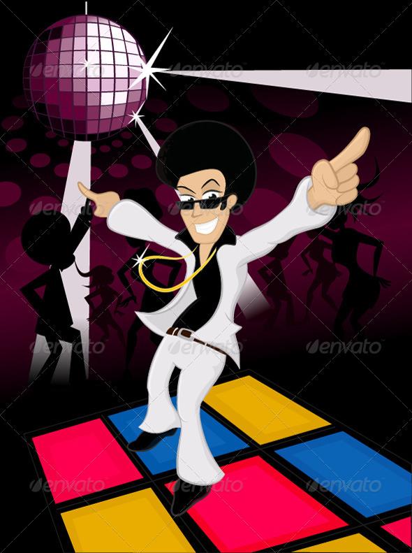 GraphicRiver Disco Fever 6808769