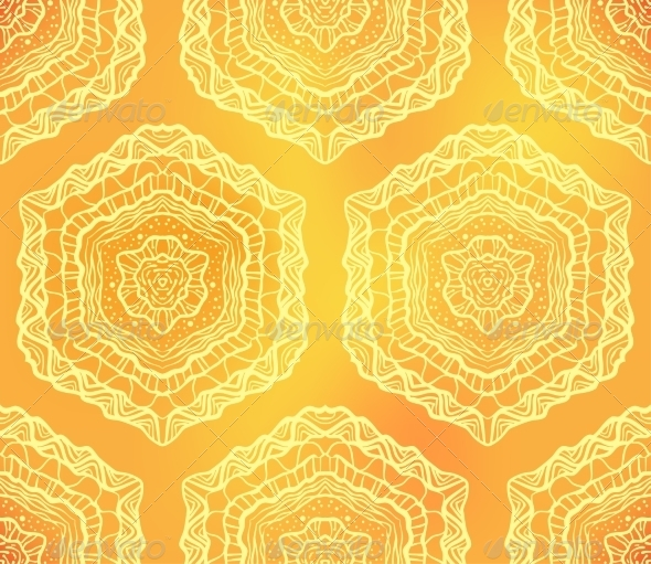 GraphicRiver Seamless Abstract Hand Drawn Pattern 6847742